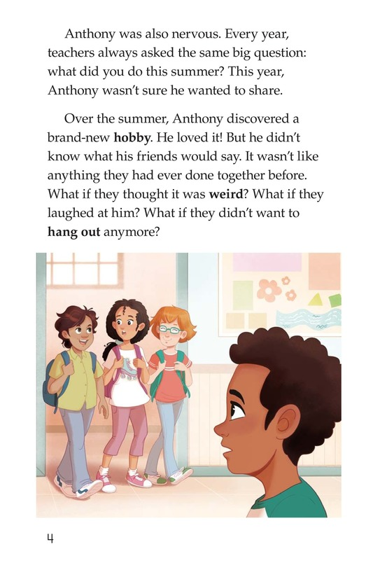 Book Preview For Friends Save the Day Page 4