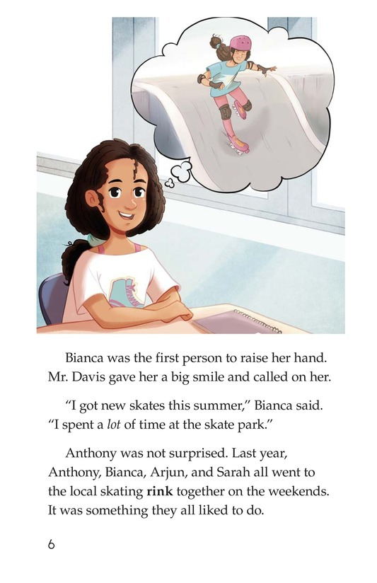 Book Preview For Friends Save the Day Page 6