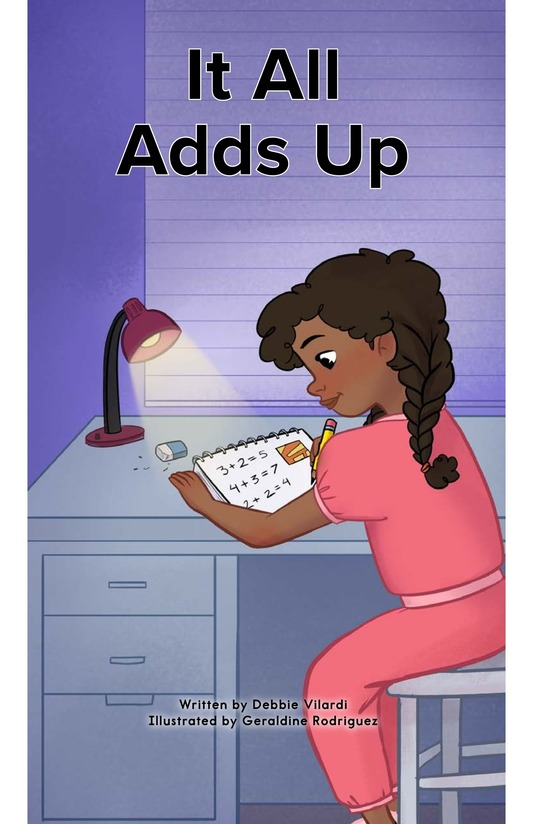 Book Preview For It All Adds Up Page 0