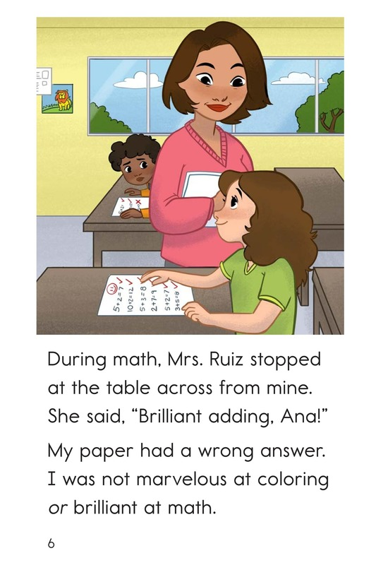 Book Preview For It All Adds Up Page 6
