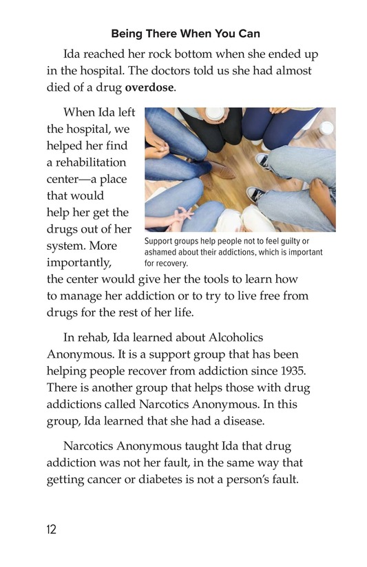 Book Preview For My Sister's Addiction Page 12