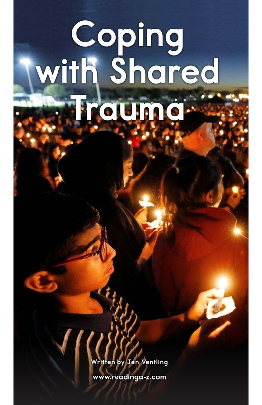 Book Preview For Coping with Shared Trauma Page 0
