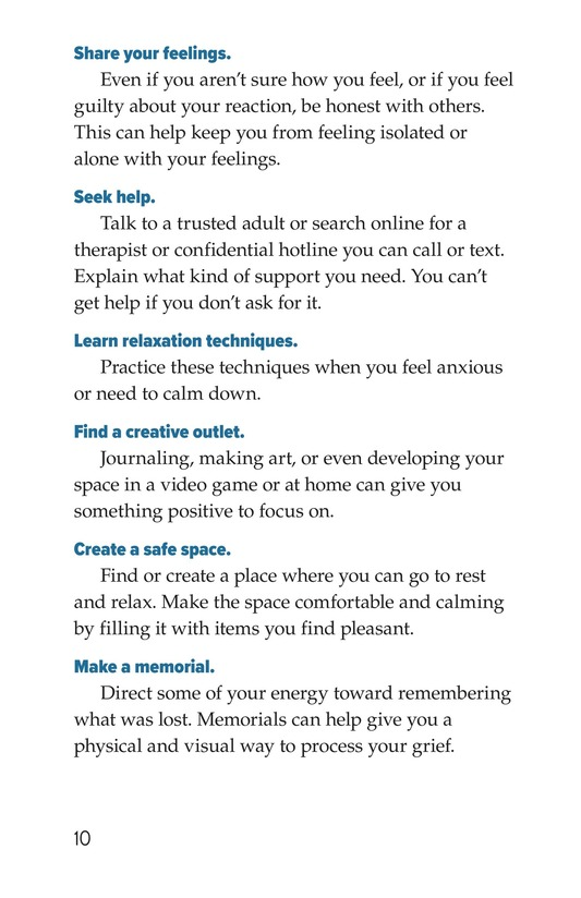 Book Preview For Coping with Shared Trauma Page 10