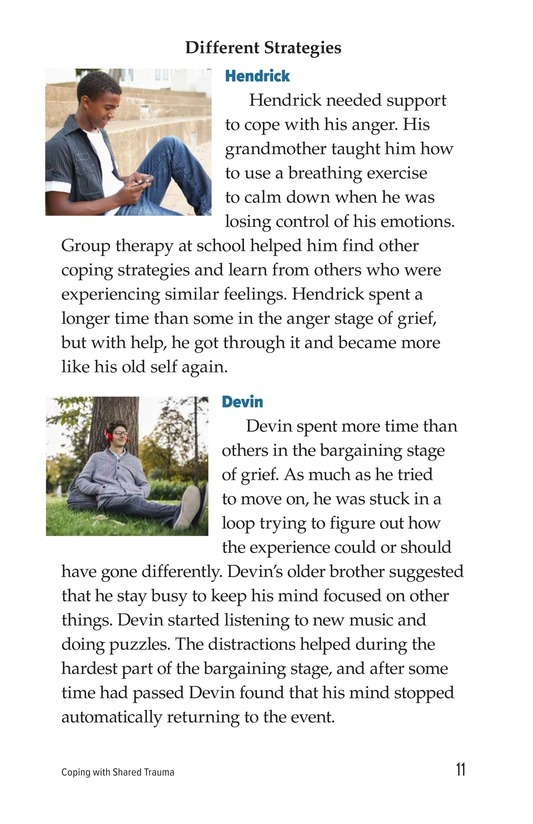 Book Preview For Coping with Shared Trauma Page 11