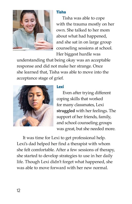 Book Preview For Coping with Shared Trauma Page 12