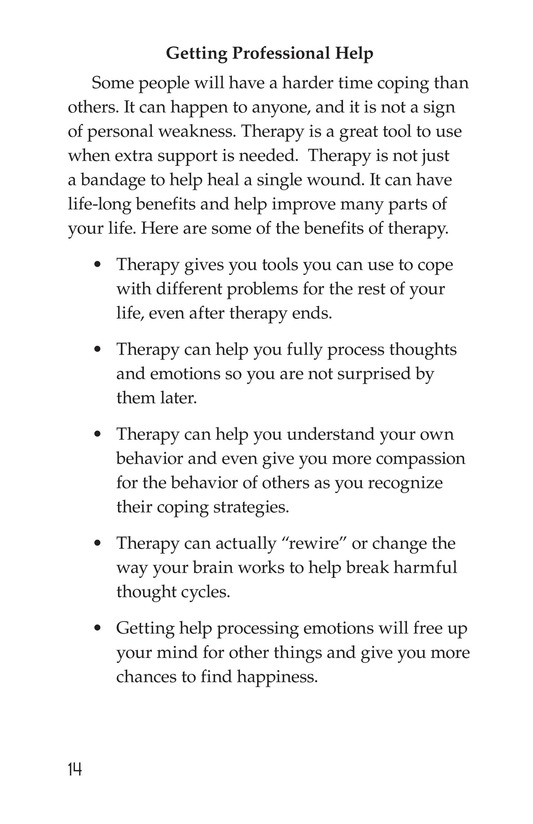 Book Preview For Coping with Shared Trauma Page 14