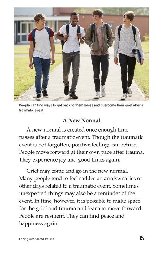 Book Preview For Coping with Shared Trauma Page 15