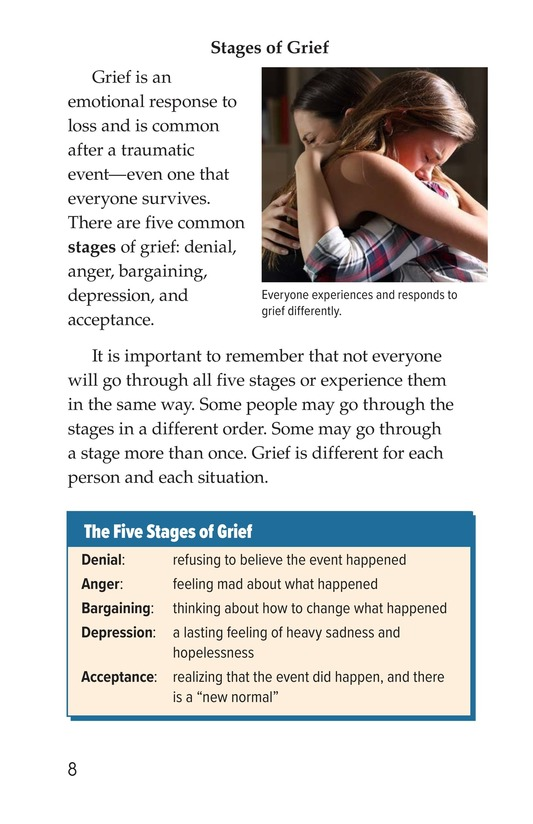 Book Preview For Coping with Shared Trauma Page 8