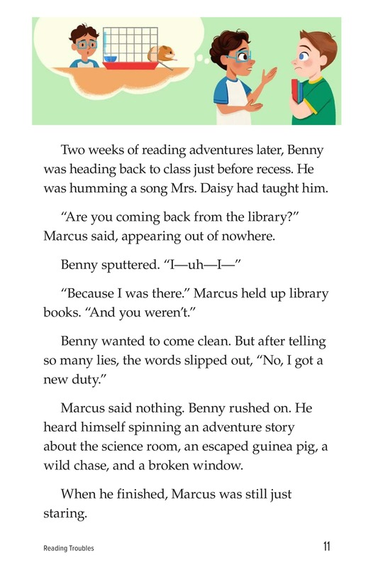Book Preview For Reading Troubles Page 11