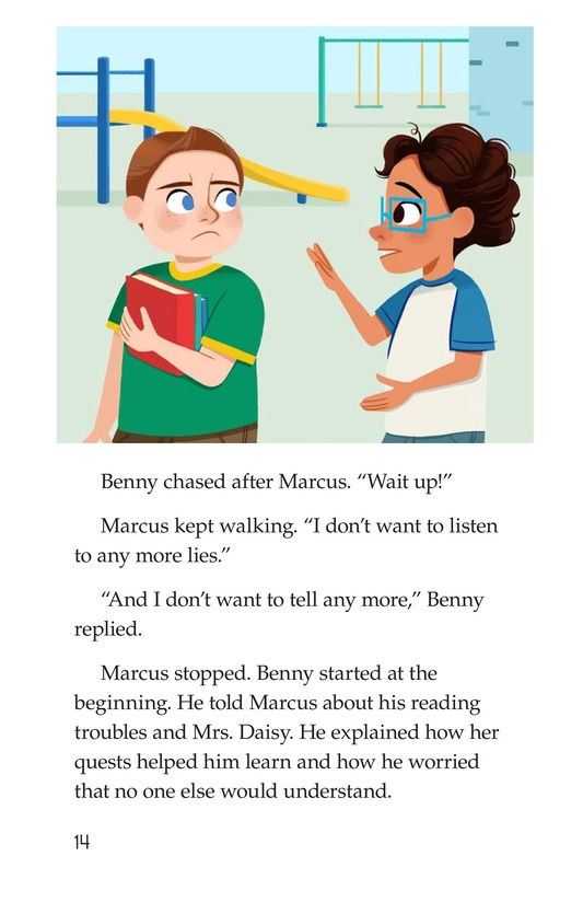 Book Preview For Reading Troubles Page 14