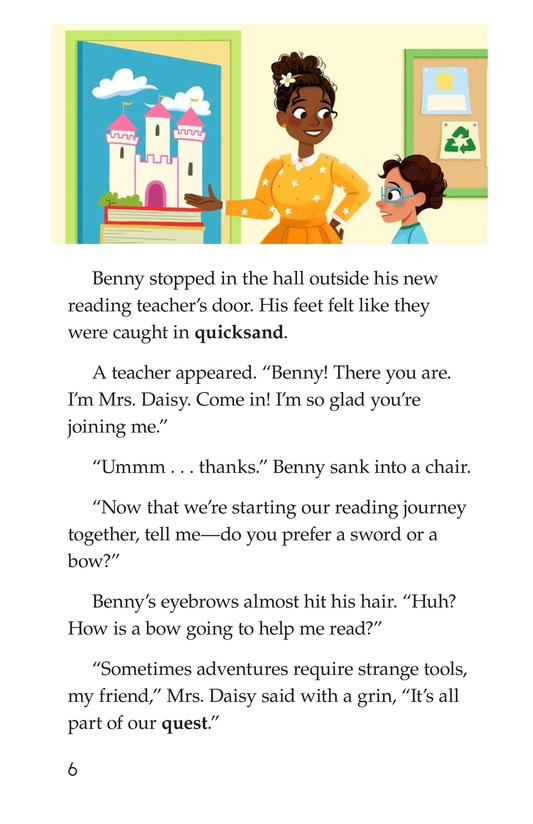 Book Preview For Reading Troubles Page 6