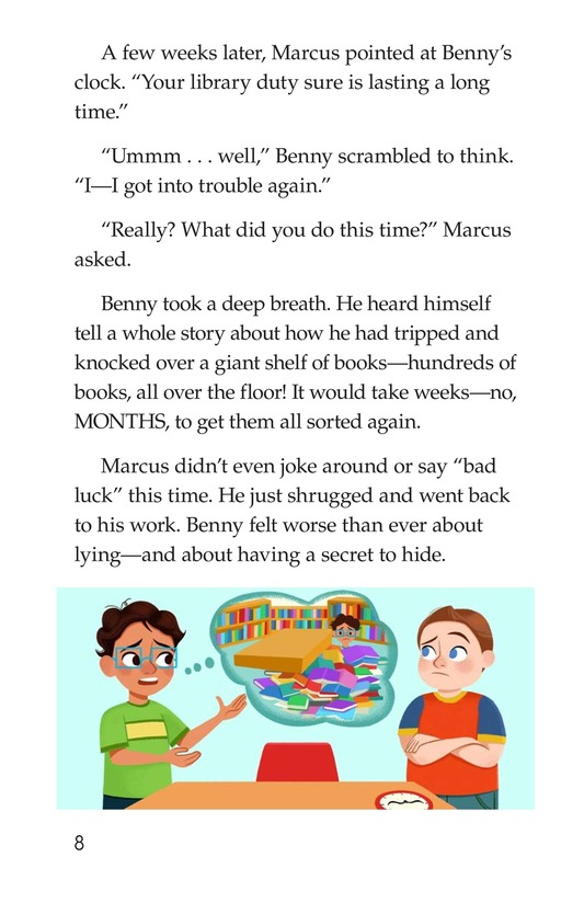 Book Preview For Reading Troubles Page 8