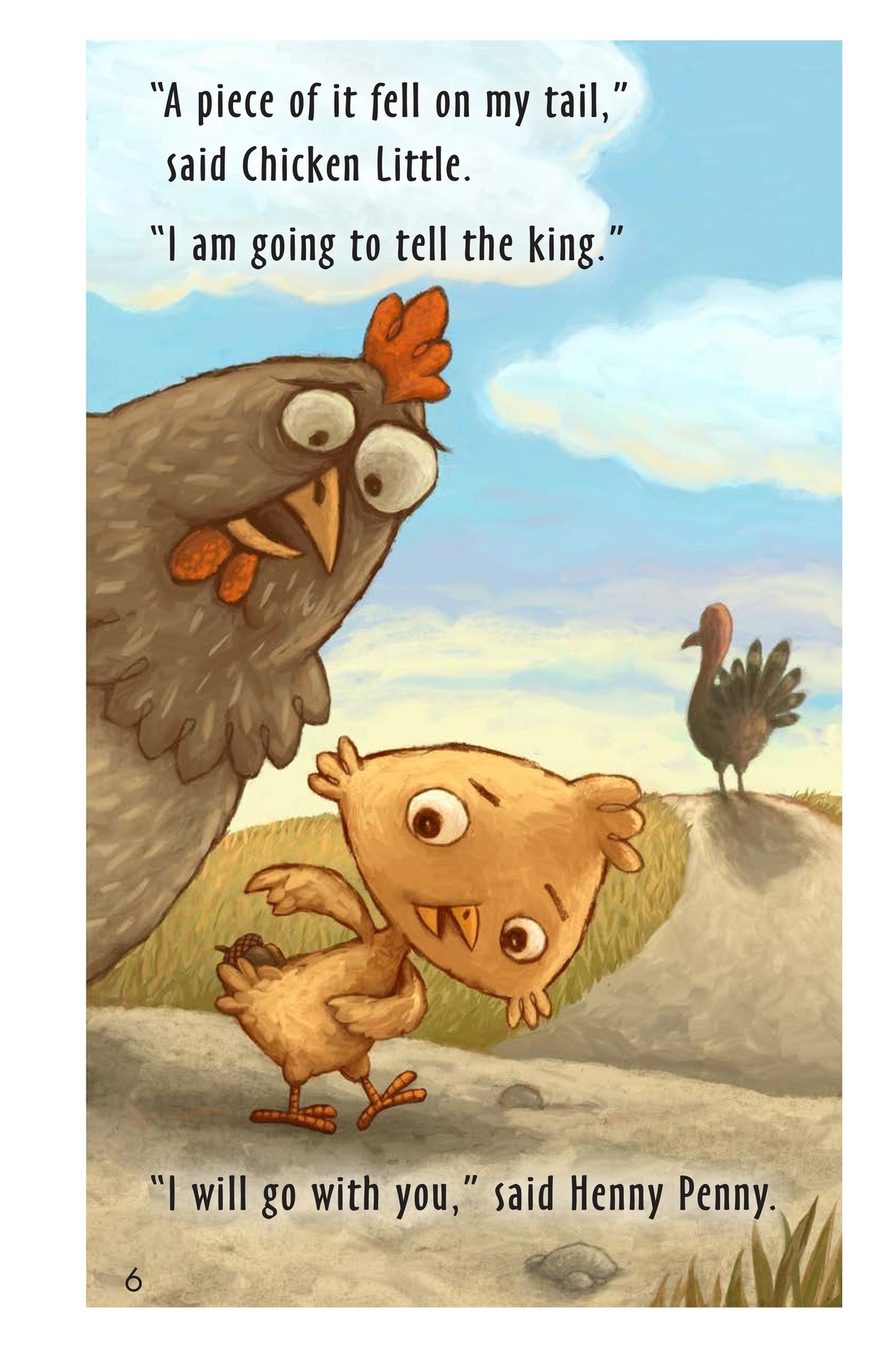 Book Preview For Chicken Little Page 5