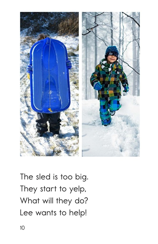 Book Preview For The Big Sled Page 10