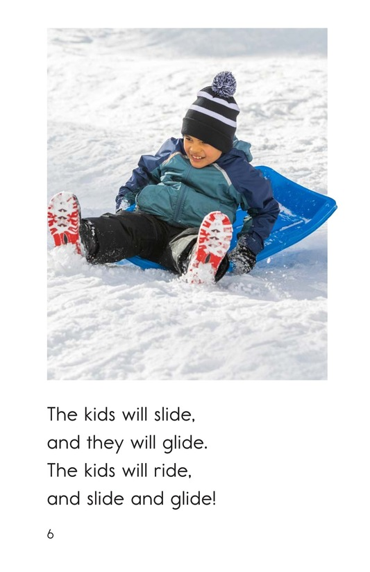 Book Preview For The Big Sled Page 6