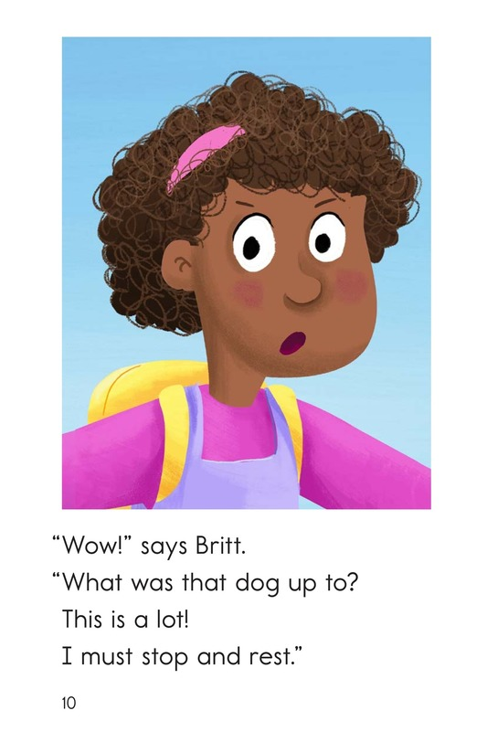 Book Preview For Britt's Best Story Ever Page 10