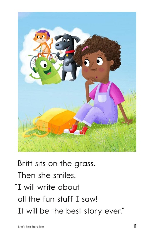 Book Preview For Britt's Best Story Ever Page 11