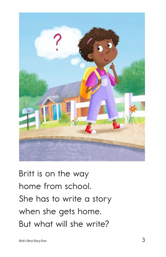 Book Preview For Britt's Best Story Ever Page 3