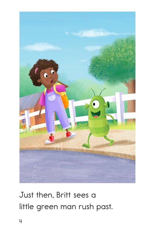 Book Preview For Britt's Best Story Ever Page 4