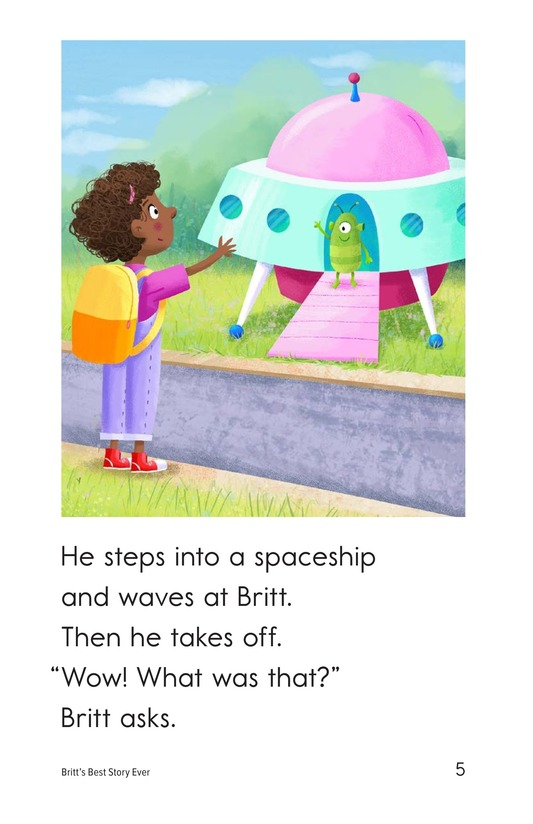 Book Preview For Britt's Best Story Ever Page 5