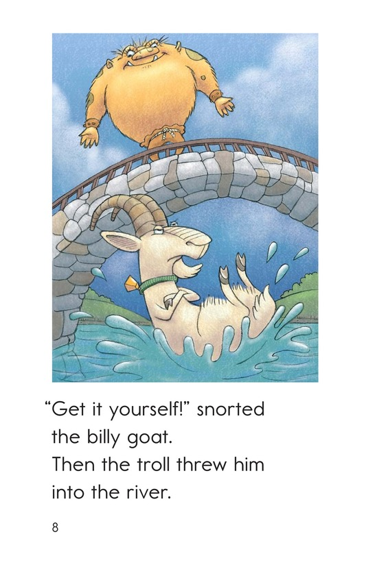 Book Preview For Troll Bridge Page 8