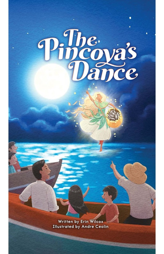 Book Preview For The Pincoya's Dance Page 0