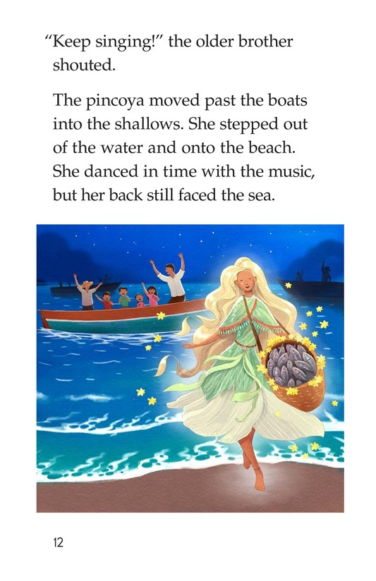 Book Preview For The Pincoya's Dance Page 12