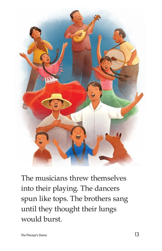 Book Preview For The Pincoya's Dance Page 13