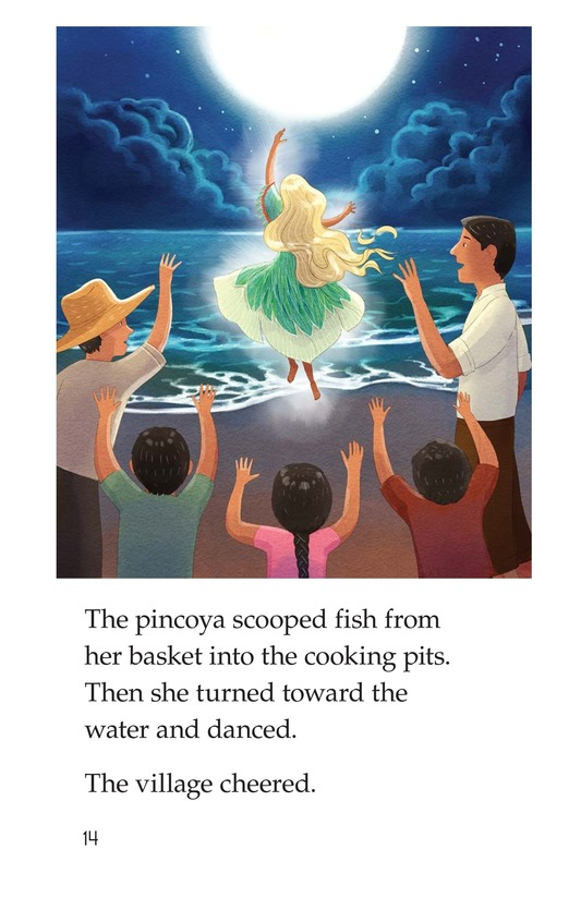 Book Preview For The Pincoya's Dance Page 14