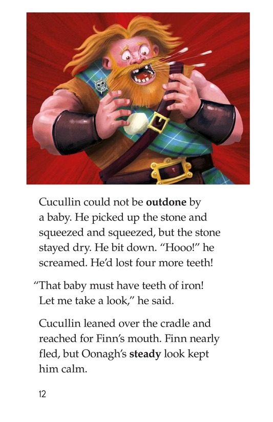 Book Preview For The Legend of the Giant's Causeway Page 12