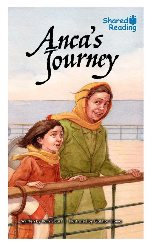 Book Preview For Anca's Journey Page 1