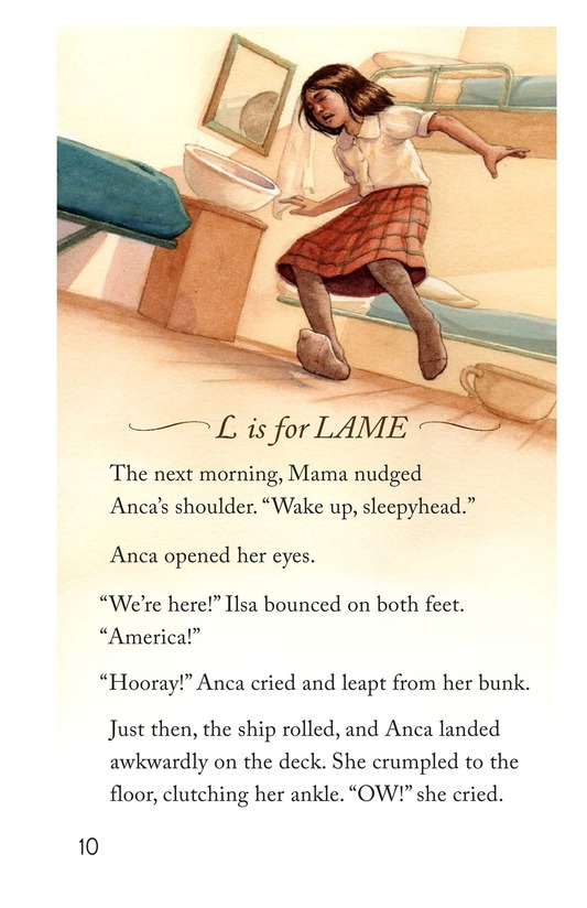 Book Preview For Anca's Journey Page 10