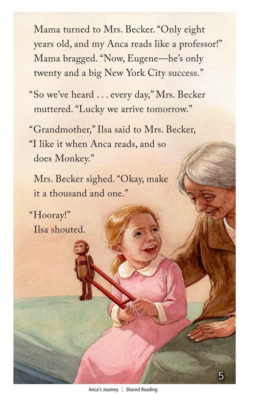 Book Preview For Anca's Journey Page 5