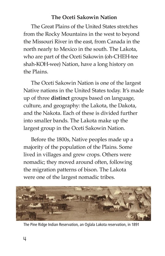 Book Preview For The Lakota Page 4