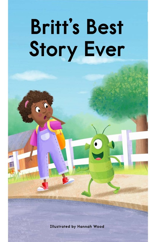 Book Preview For Britt's Best Story Ever Page 1