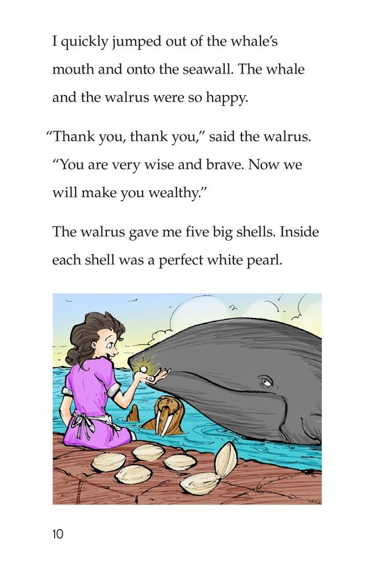 Book Preview For The Walrus and the Whale Page 10