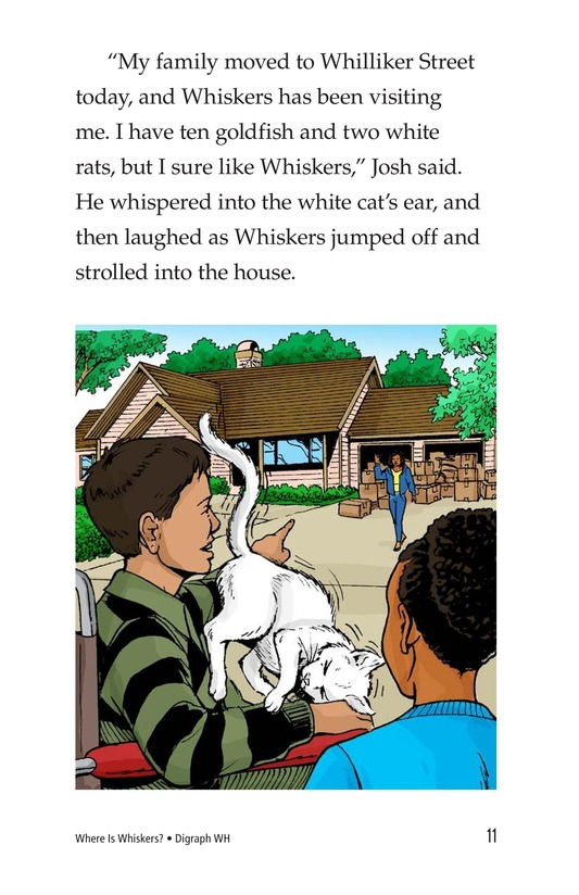 Book Preview For Where Is Whiskers? Page 11