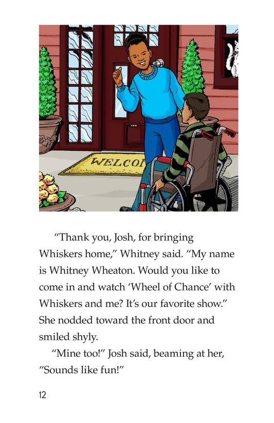Book Preview For Where Is Whiskers? Page 12