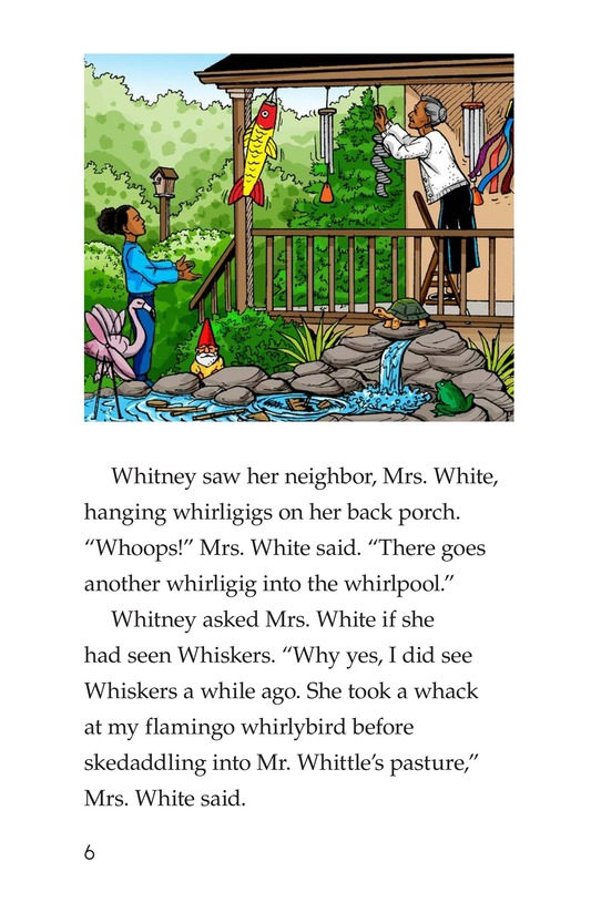 Book Preview For Where Is Whiskers? Page 6