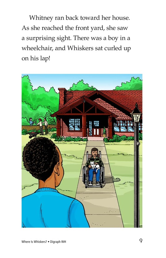 Book Preview For Where Is Whiskers? Page 9