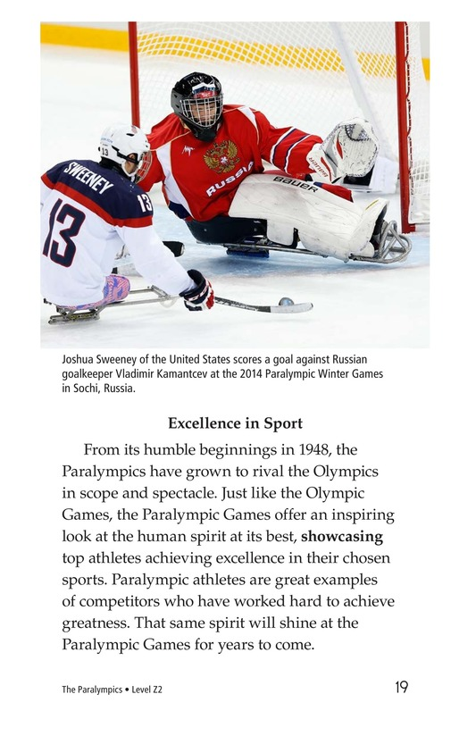 Book Preview For The Paralympics Page 19