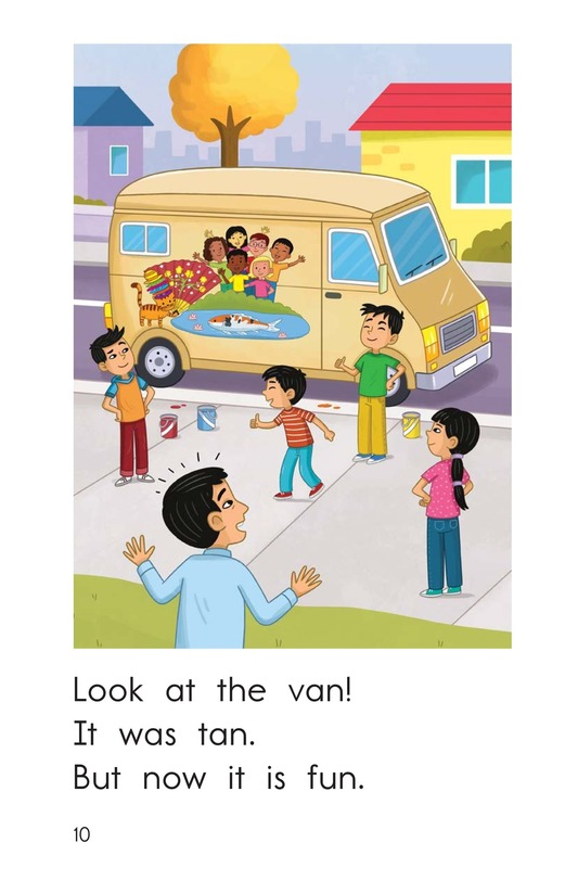 Book Preview For The Tan Van Page 10
