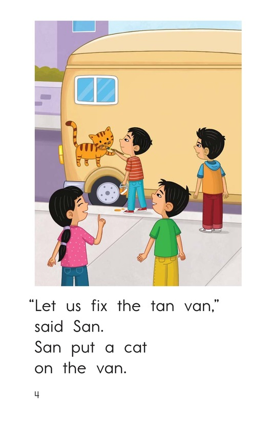 Book Preview For The Tan Van Page 4