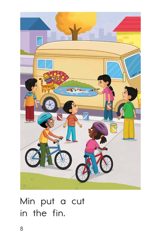 Book Preview For The Tan Van Page 8