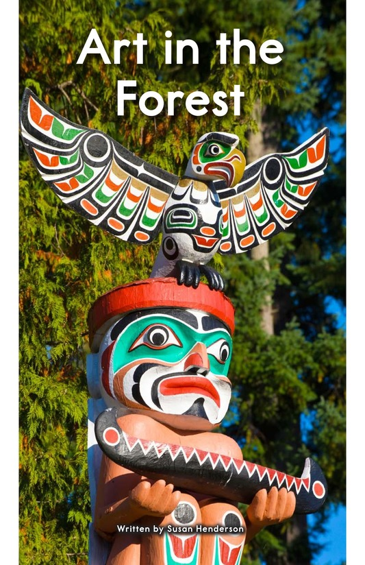 Book Preview For Art in the Forest Page 1
