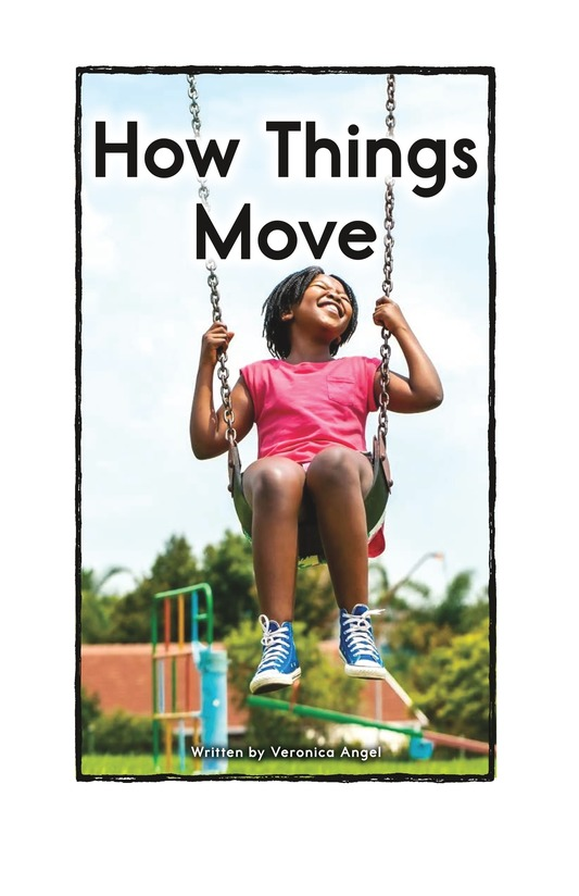 Book Preview For How Things Move Page 1