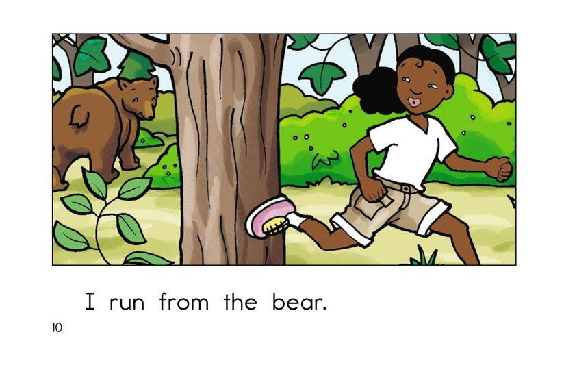 Book Preview For To the Woods Page 10