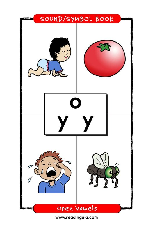 Book Preview For Open Vowels Page 1