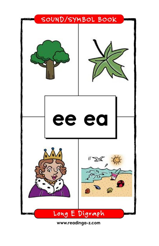 Book Preview For Long E Digraph Page 1