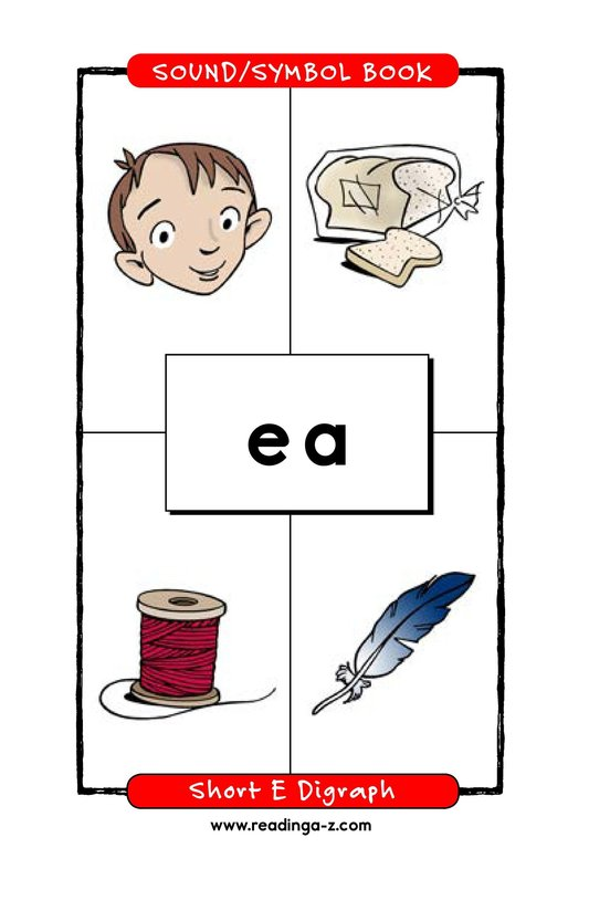 Book Preview For Short E Digraph Page 1